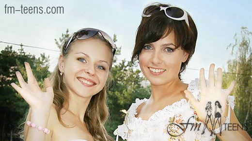 Masha & Nastya - `fm-15-01` - for FM-TEENS