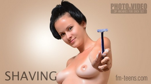 Madeleine - `Shaving` - for FM-TEENS
