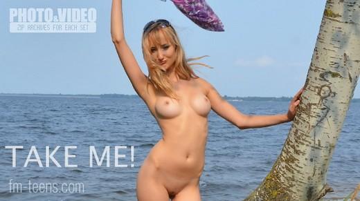 Masha - `Take Me!` - for FM-TEENS