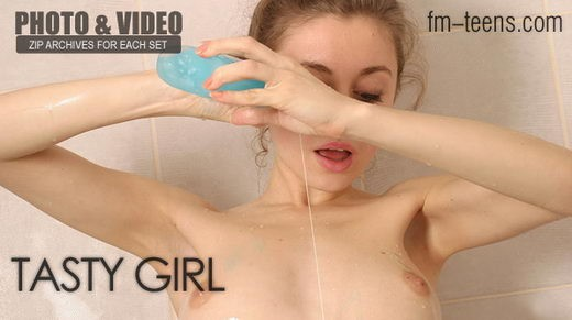 Natasha - `Tasty Girl` - for FM-TEENS