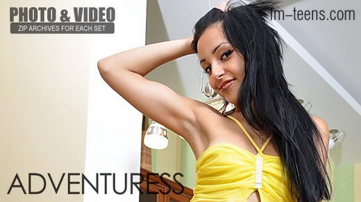 Nina - `Adventuress` - for FM-TEENS
