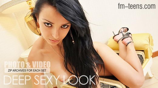Nina - `Deep Sexy Look` - for FM-TEENS