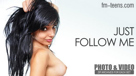 Nina - `Just Follow Me` - for FM-TEENS