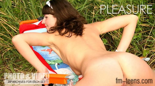 Nyutka - `Pleasure` - for FM-TEENS