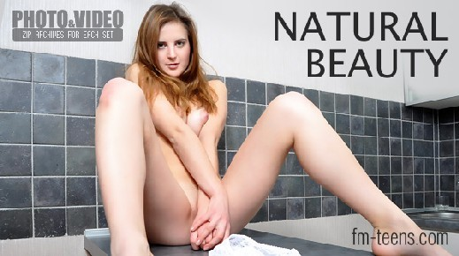 Nastya - `Natural Beauty` - for FM-TEENS