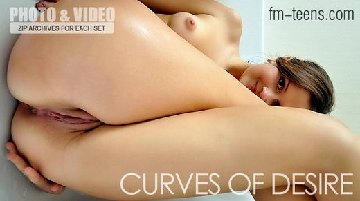 Olena - `Curves Of Desire` - for FM-TEENS