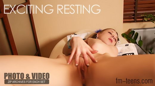 Olga - `Exciting Resting` - for FM-TEENS