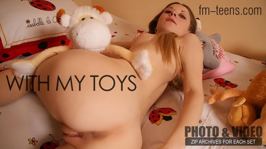 Olga - `With My Toys` - for FM-TEENS