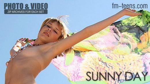 Olya - `Sunny Day` - for FM-TEENS