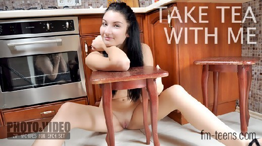Olena - `Take Tea With Me` - for FM-TEENS
