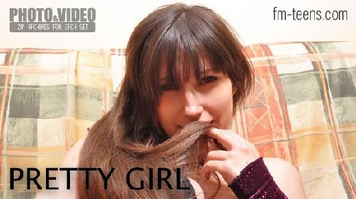 Olga - `Pretty Girl` - for FM-TEENS