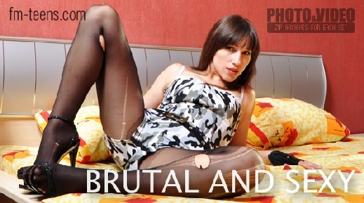 Olga - `Brutal And Sexy` - for FM-TEENS