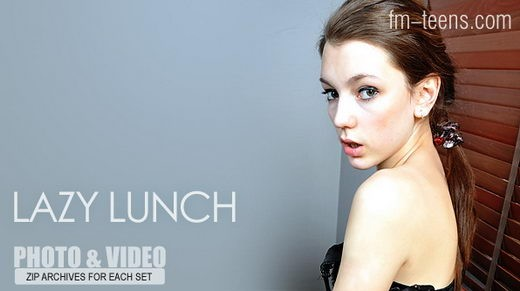 Rita - `Lazy Lunch` - for FM-TEENS