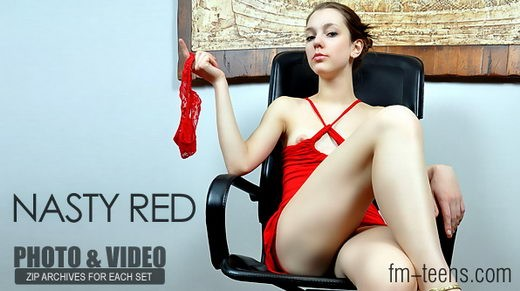 Rita - `Nasty Red` - for FM-TEENS