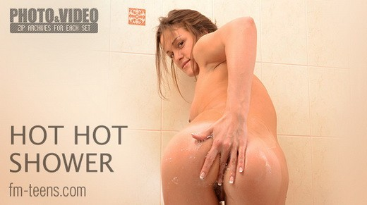 Sasha - `Hot Hot Shower` - for FM-TEENS
