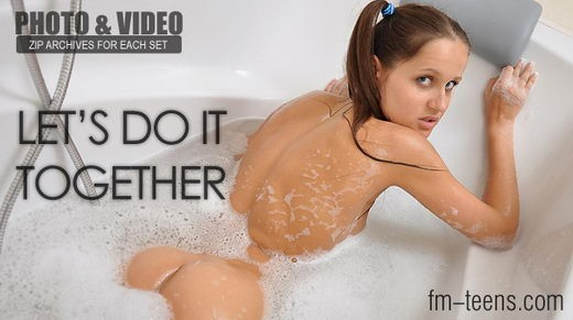 Tatyana - `Let's Do It Together` - for FM-TEENS