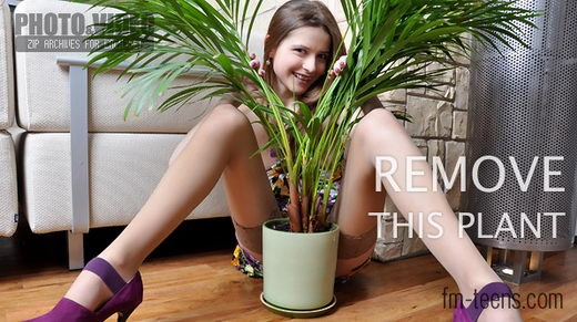 Vera - `Remove This Plant` - for FM-TEENS