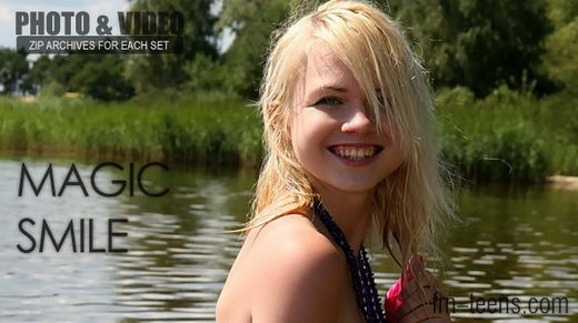 Vlada - `Magic Smile` - for FM-TEENS