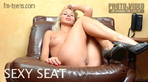 Victoriya - `Sexy Seat` - for FM-TEENS