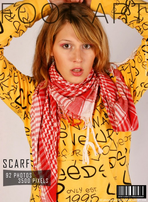 Rory - `Scarf` - for FOOT-ART