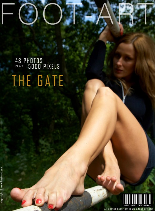 Katja - `The Gate - Part 2` - for FOOT-ART