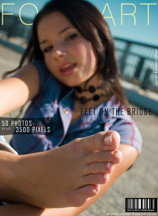 Oy - `Feet On The Bridge - Part 2` - for FOOT-ART