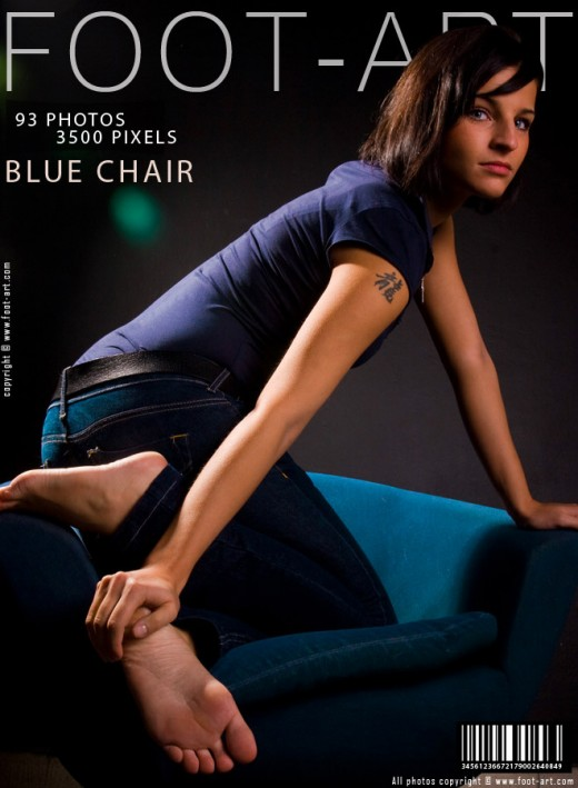 Sygnia - `Blue Chair` - for FOOT-ART
