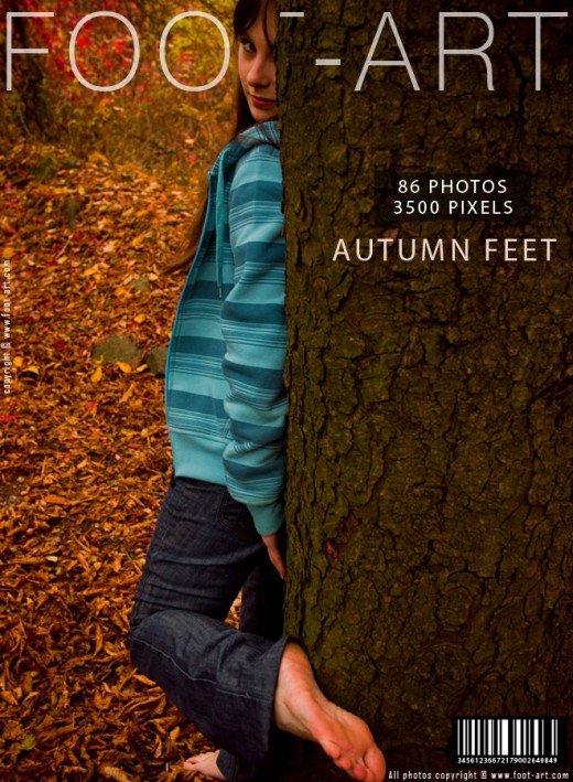 Misa - `Autumn Feet` - for FOOT-ART