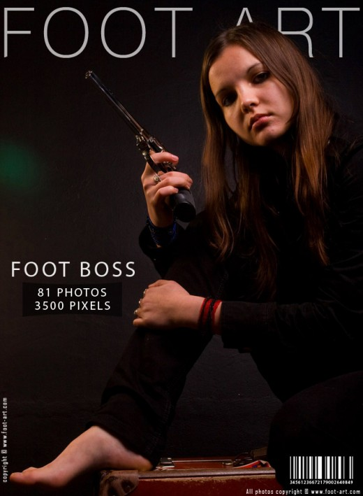 Oxy - `Foot Boss` - for FOOT-ART