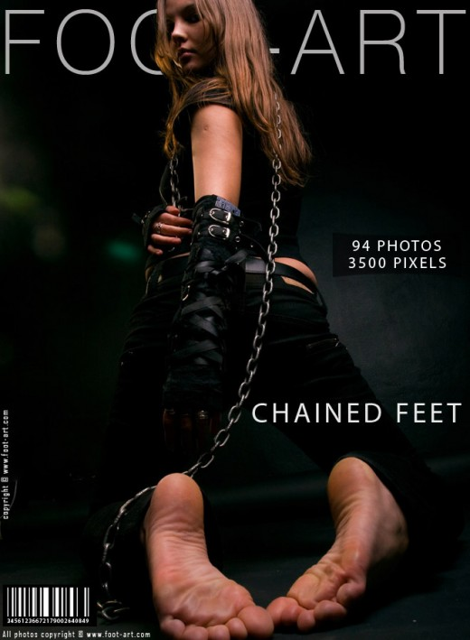 Oxy - `Chained Feet` - for FOOT-ART