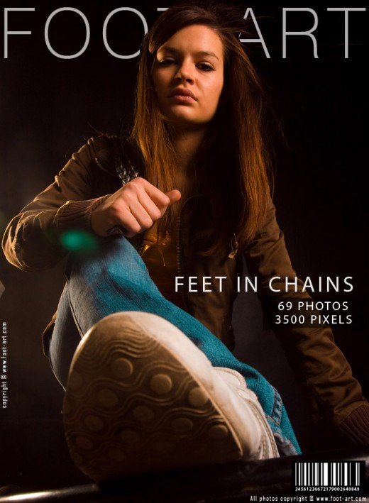 Carol - `Feet In Chains` - for FOOT-ART