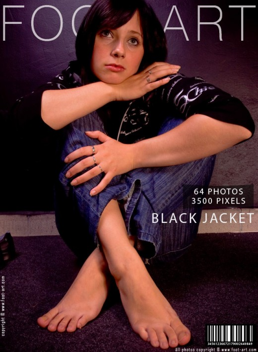Yanni - `Black Jacket` - for FOOT-ART