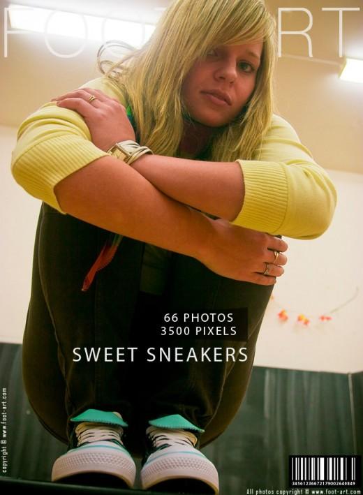 Skye - `Sweet Sneakers` - for FOOT-ART