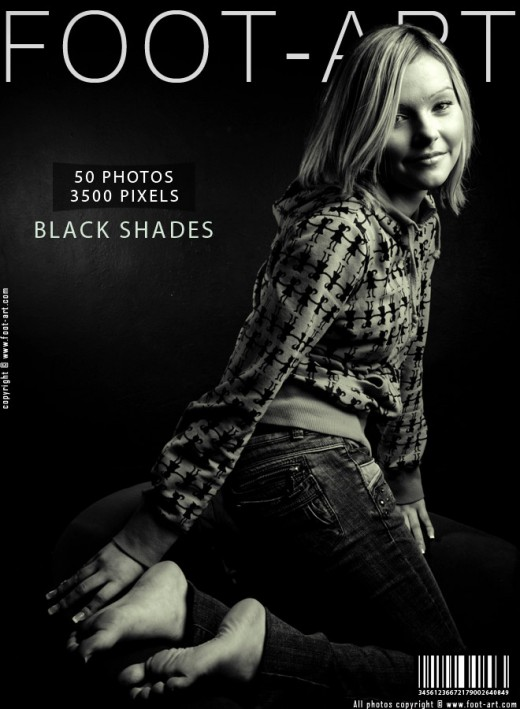 Mile  - `Black Shades` - for FOOT-ART