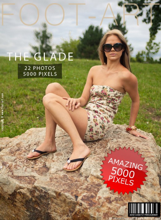 Jen - `The Glade` - for FOOT-ART