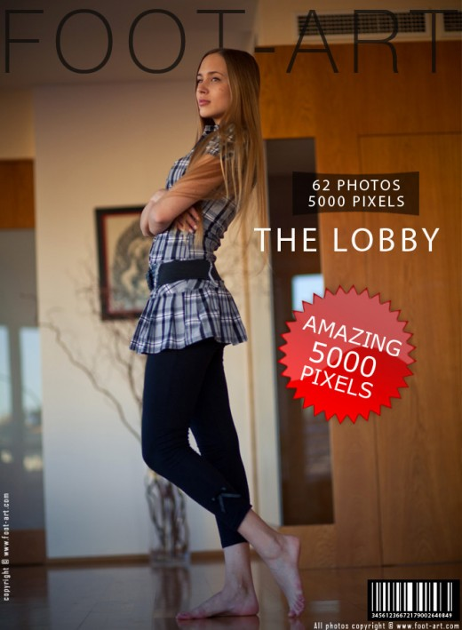 Andrea - `The Lobby` - for FOOT-ART