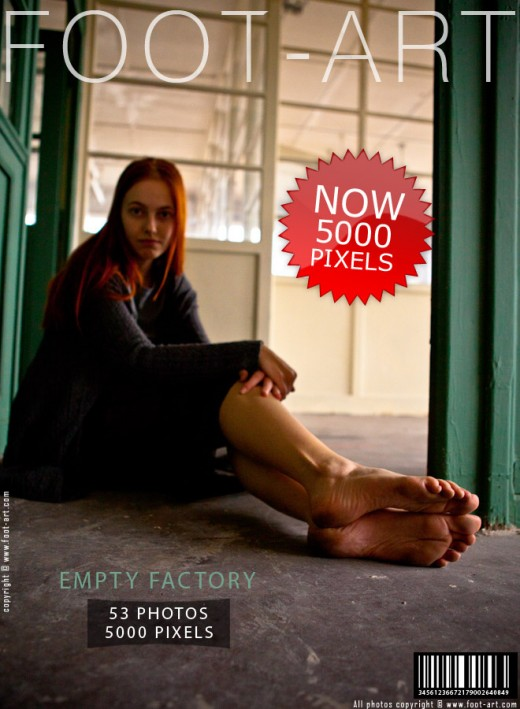Sonia - `Empty Factory` - for FOOT-ART