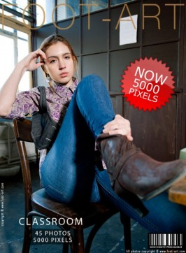 Scarlett  from FOOT-ART