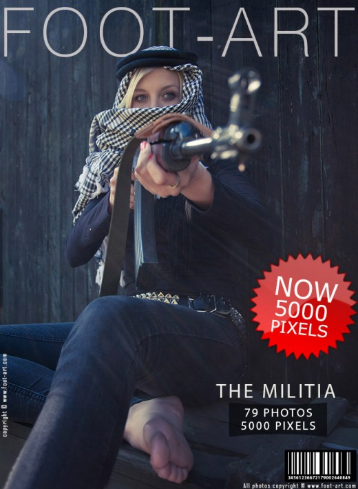 Aria - `#154 - The Militia` - for FOOT-ART