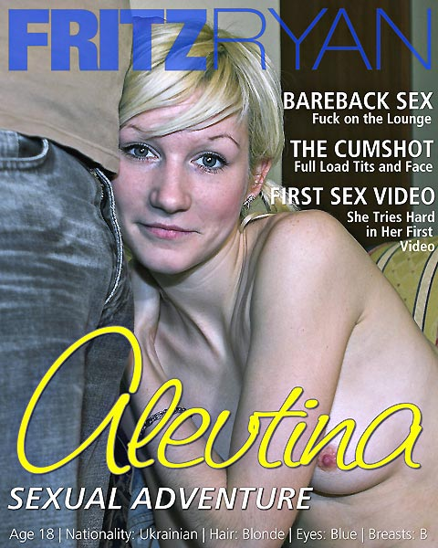 Alevtina - `Sexual Adventure` - by Fritz Ryan for FRITZRYAN
