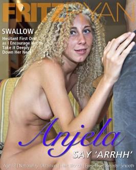 Anjela from FRITZRYAN