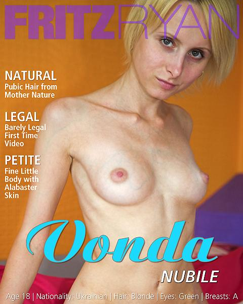 Vonda - `Nubile` - by Fritz Ryan for FRITZRYAN