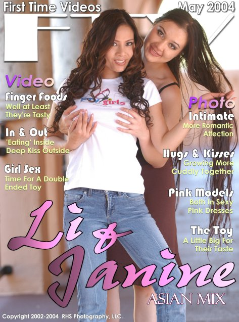 Li & Janine - `Asian Mix` - for FTVGIRLS