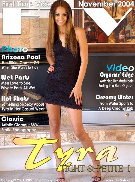 Tyra - `Tight & Petite` - for FTVGIRLS