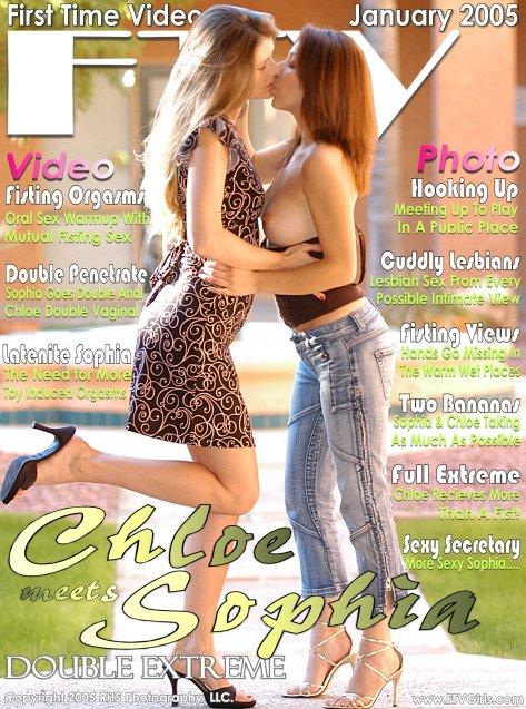 Chloe & Sophia - `Double Extreme` - for FTVGIRLS
