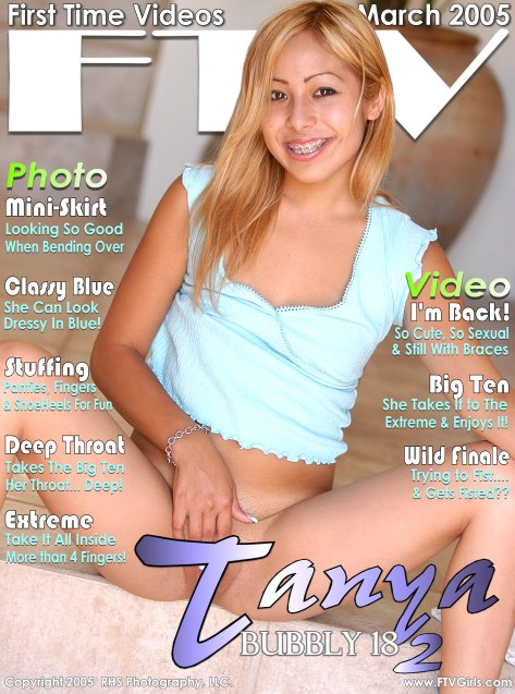 Tanya - `Bubbly 18` - for FTVGIRLS