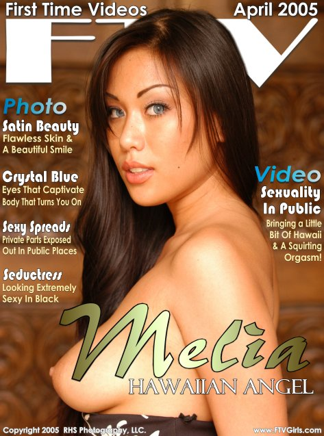 Melia - `Hawaiian Angel` - for FTVGIRLS