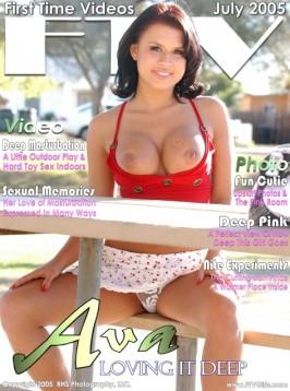 Ava  from FTVGIRLS
