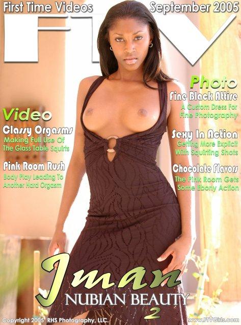Iman - `Nubian Beauty II` - for FTVGIRLS