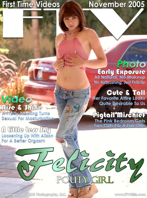 Felicity - `Pouty Girl` - for FTVGIRLS